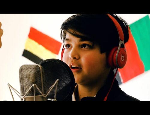 Kindern eine starke Stimme geben – Herzenssache unterstützt Video-Rap